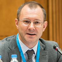 Vladimir Chistyukhin, Deputy Governor at the Central Bank of the Russian Federation