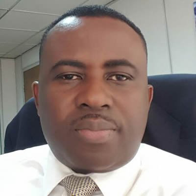 Johnson Asiama, Second Deputy Governor at Bank of Ghana
