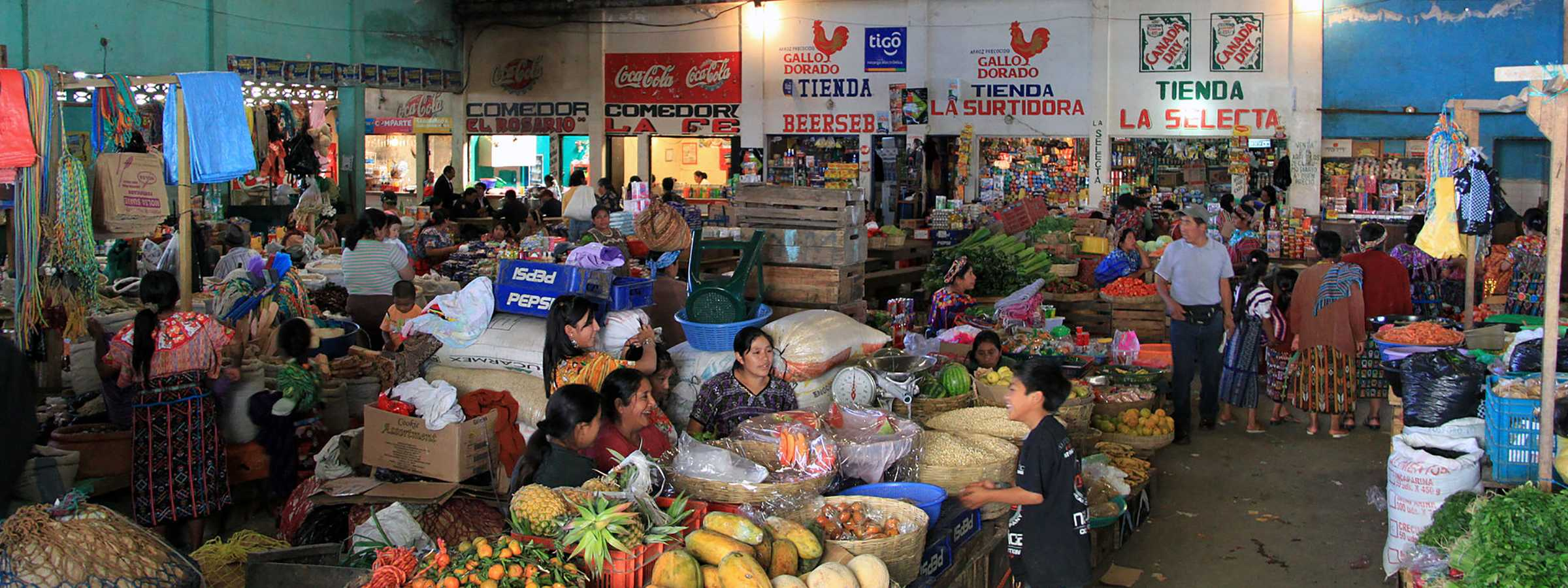 Market in LAC