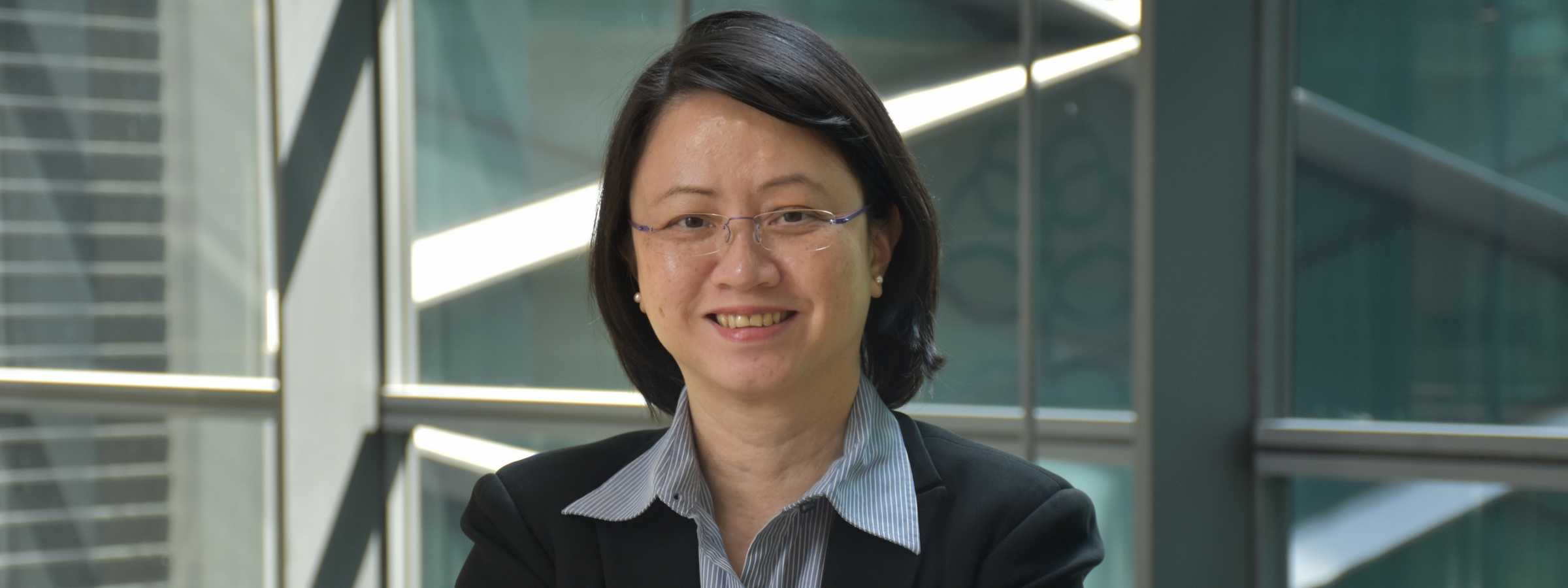 Soo Yuen, COO at the Alliance for Financial Inclusion