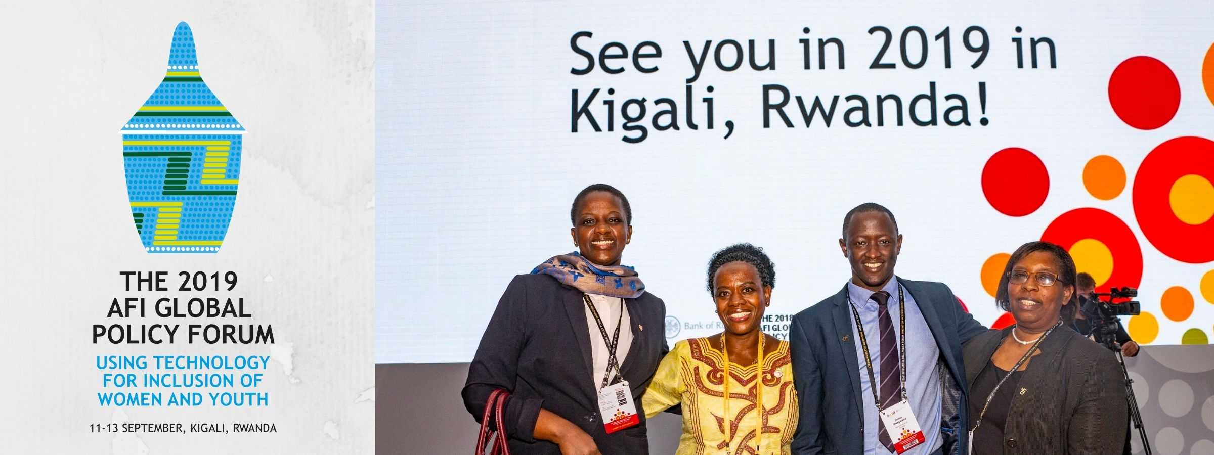 See you in Kigali for the 2019 AFI GPF!