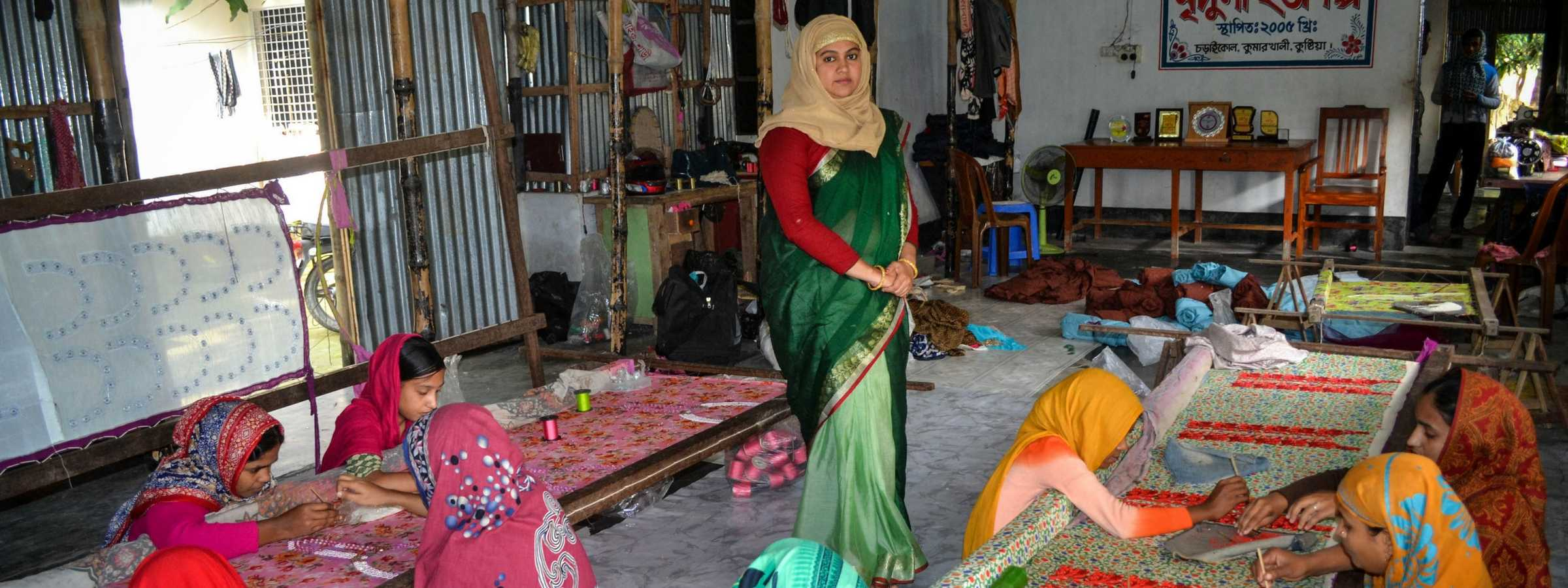 women entrepreneurship in bangladesh essay Women sme entrepreneurs in ensuring women empowerment in bangladesh: a study on women sme entrepreneurs in bangladesh fatema.