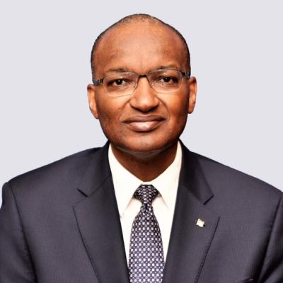 Central Bank of Kenya Governor Dr. Patrick Njoroge