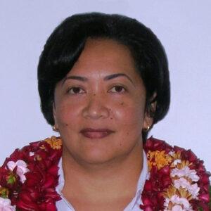 Governor Maiava Atalina Emma Ainuu-Enari Samoa AFI